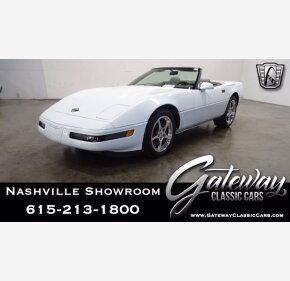 1996 Chevrolet Corvette for sale 101428423