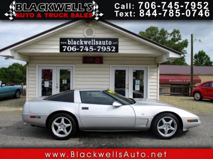 1996 Chevrolet Corvette for sale 101468340