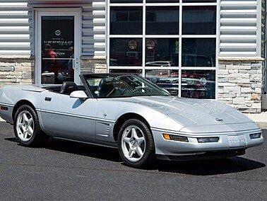 1996 Chevrolet Corvette Convertible for sale 101535845