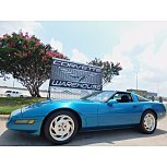 1996 Chevrolet Corvette for sale 101560009