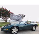1996 Chevrolet Corvette for sale 101560011
