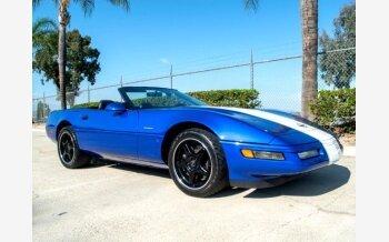1996 Chevrolet Corvette Grand Sport Convertible for sale 101577515