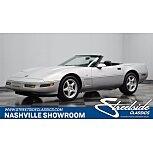 1996 Chevrolet Corvette for sale 101607489