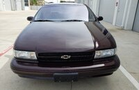 1996 Chevrolet Impala SS for sale 101305987