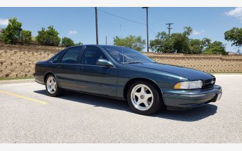 1996 Chevrolet Impala SS for sale 101360433