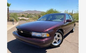 1996 Chevrolet Impala SS for sale 101391953