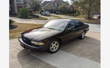 1996 Chevrolet Impala SS for sale 101452828