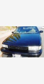 1996 Chevrolet Impala for sale 100973202