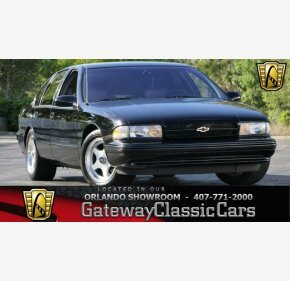 1996 Chevrolet Impala SS for sale 100978218
