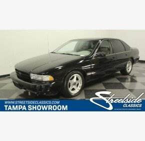 1996 Chevrolet Impala SS for sale 101007470