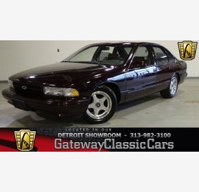 1996 Chevrolet Impala SS for sale 101098492