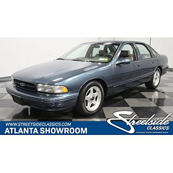 1996 Chevrolet Impala SS for sale 101210975