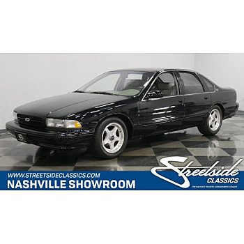 1996 Chevrolet Impala SS for sale 101230626
