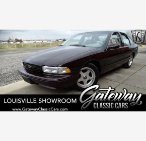 1996 Chevrolet Impala SS for sale 101244382