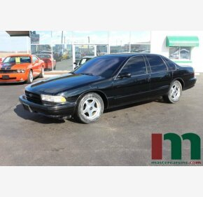 1996 Chevrolet Impala SS for sale 101245770