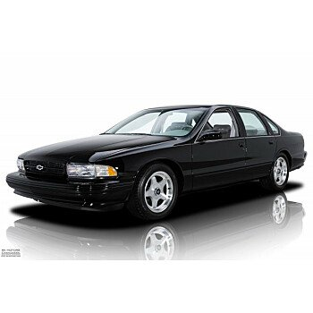 1996 Chevrolet Impala SS for sale 101258964