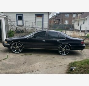 1996 Chevrolet Impala SS for sale 101293653