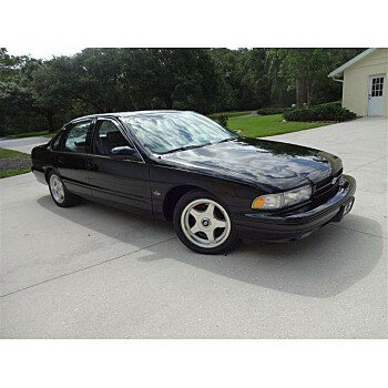 1996 Chevrolet Impala for sale 101327590