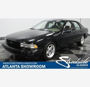 1996 Chevrolet Impala SS for sale 101352334