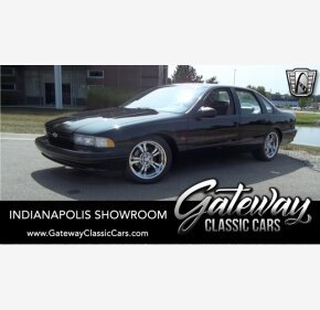 1996 Chevrolet Impala SS for sale 101382906