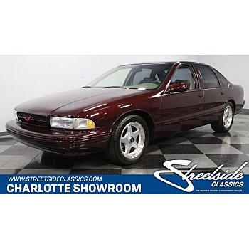 1996 Chevrolet Impala SS for sale 101388892
