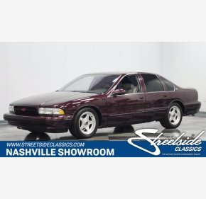 1996 Chevrolet Impala SS for sale 101413376