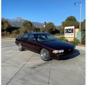1996 Chevrolet Impala for sale 101468733