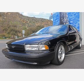 1996 Chevrolet Impala SS for sale 101470650