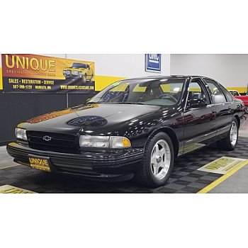 1996 Chevrolet Impala for sale 101568920