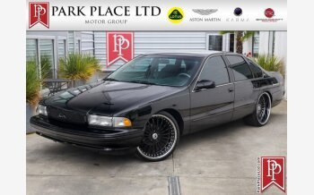 1996 Chevrolet Impala SS for sale 101597185