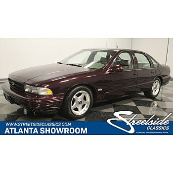 1996 Chevrolet Impala SS for sale 101622684