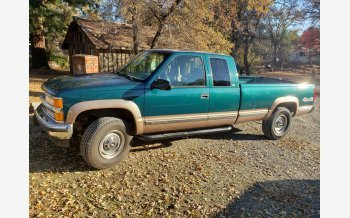 1996 Chevrolet Other Chevrolet Models for sale 101414688