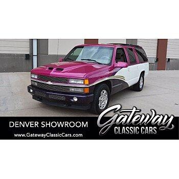 1996 Chevrolet Suburban for sale 101516222