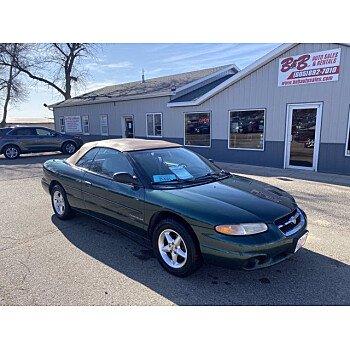 1996 Chrysler Sebring for sale 101432297