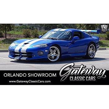 1996 Dodge Viper GTS for sale 101340984