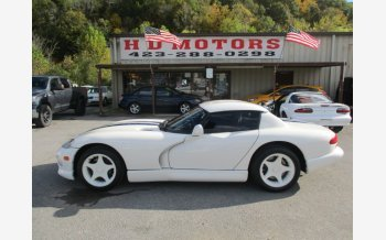 1996 Dodge Viper RT/10 Roadster for sale 101391217