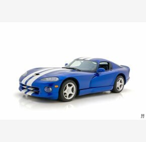 1996 Dodge Viper GTS Coupe for sale 101404916