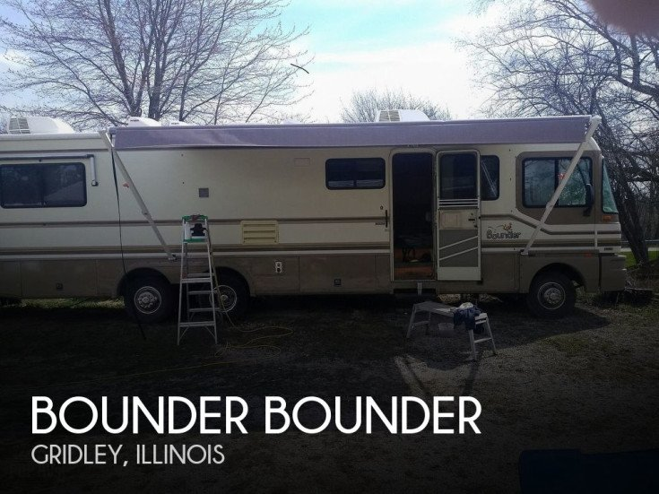 1996 Fleetwood Bounder for sale 300214823