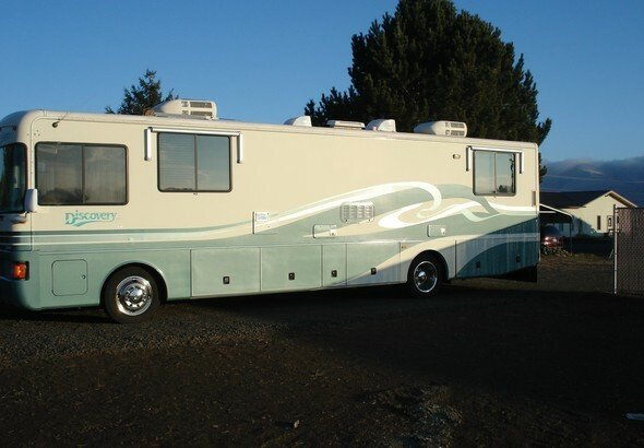 Awe Inspiring 1996 Fleetwood Discovery Rvs For Sale Rvs On Autotrader Home Interior And Landscaping Mentranervesignezvosmurscom