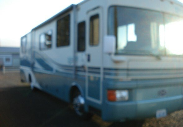 Enjoyable 1996 Fleetwood Discovery Rvs For Sale Rvs On Autotrader Home Interior And Landscaping Mentranervesignezvosmurscom