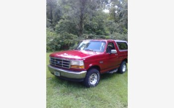 1996 Ford Bronco for sale 101185437
