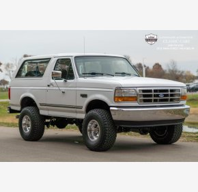 1996 Ford Bronco XL for sale 101400805
