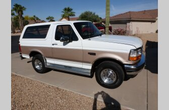 1996 Ford Bronco for sale 101499165