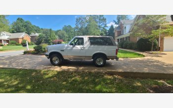 1996 Ford Bronco for sale 101600198
