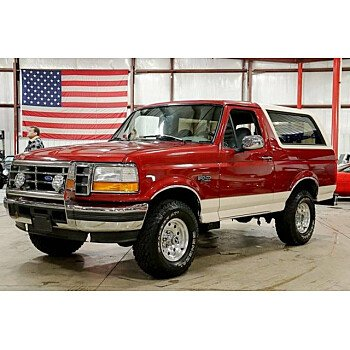 1996 Ford Bronco for sale 101232204