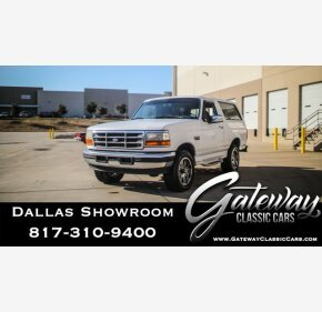 1996 Ford Bronco for sale 101253673