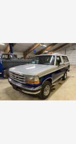 1996 Ford Bronco for sale 101274522