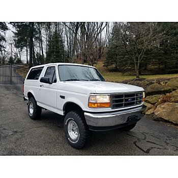 1996 Ford Bronco for sale 101285684