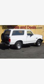 1996 Ford Bronco XLT for sale 101380204
