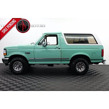 1996 Ford Bronco for sale 101386861